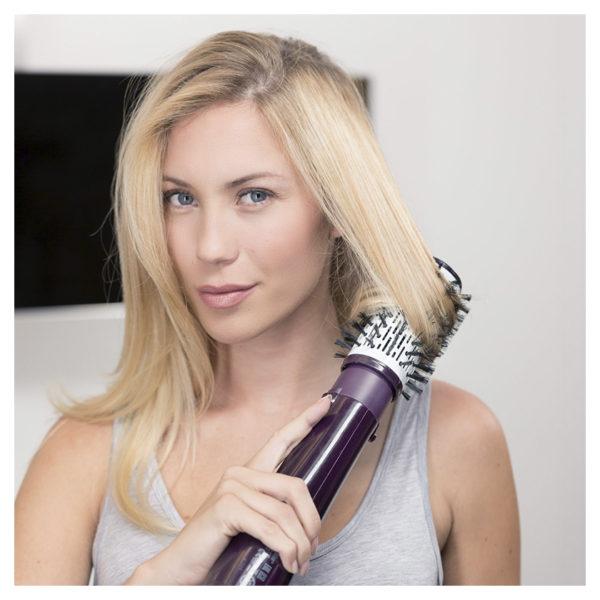 سشوار چرخشی بابیلیس 2736SDE یکی از بهترین محصولات برای حالت دادن به مو می باشد.